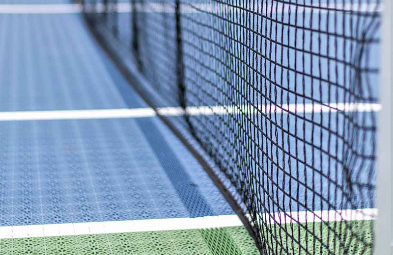 Eco Tennis Tile - Tennis Court - Germany