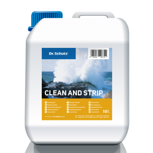 Novare Floors - Dr Schutz Floor Care - Clean and Strip