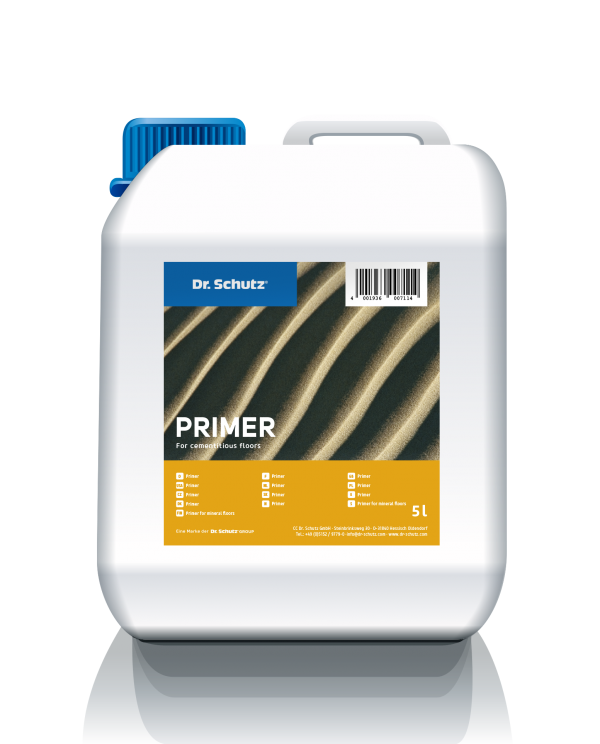 Novare Floors - Dr Schutz Floor Care - Primer