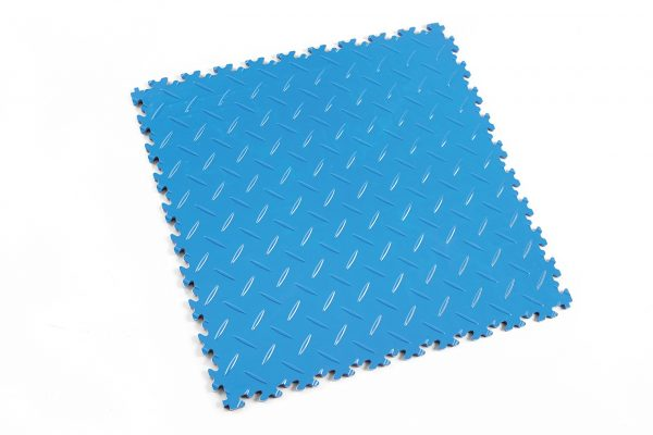 Novare Floors - Robusto Tiles - Diamond - Electric Blue