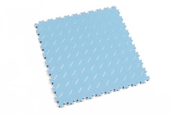 Novare Floors - Robusto Tiles - Diamond - Light Blue