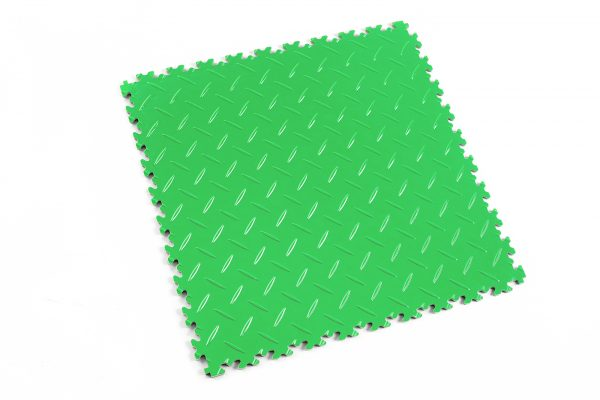 Novare Floors - Robusto Tiles - Diamond - Light Green