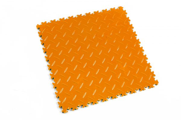 Novare Floors - Robusto Tiles - Diamond - Orange