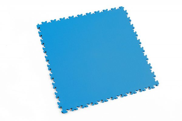 Novare Floors - Robusto Tiles - Leather - Electric Blue