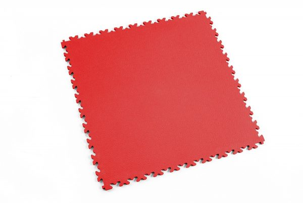 Novare Floors - Robusto Tiles - Leather - Rosso Red